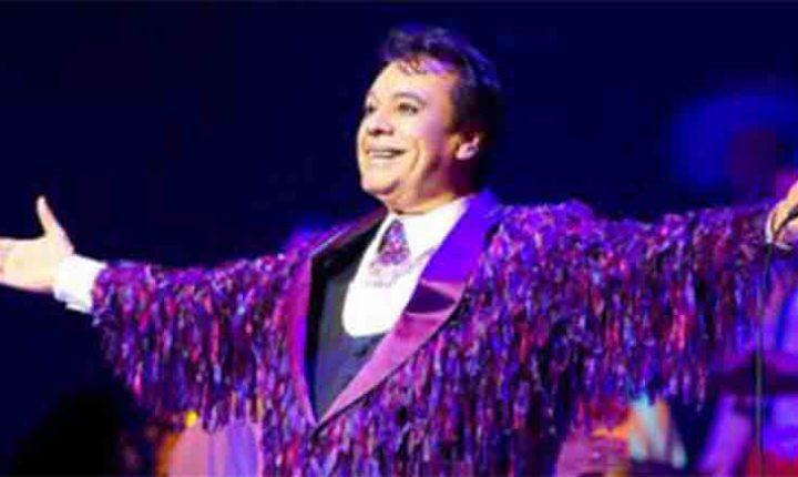 Juan Gabriel, número uno en ventas
