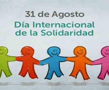Día internacional de la Solidaridad 2017