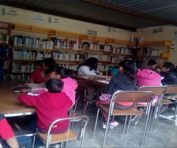 BIBLIOTECAS PÚBLICAS DE ZACATECAS RECIBEN MOBILIARIO Y ACERVO GESTIONADO POR EL GOBERNADOR TELLO