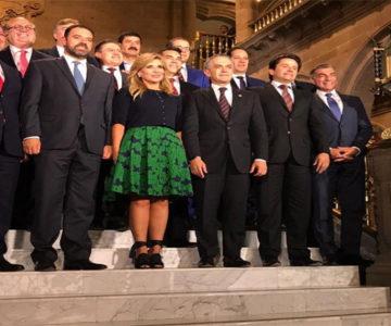 GOBERNADOR TELLO SE COMPROMETE A IMPULSAR POLÍTICAS PÚBLICAS PARA UNA MEJOR CULTURA DE RECICLAJE Y SEPARACIÓN DE LA BASURA