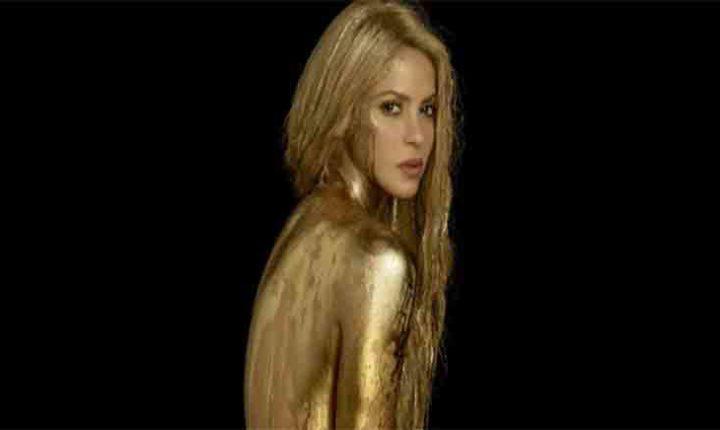 Shakira se pone en forma para su gira