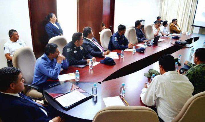 UNA POLICÍA CAPACITADA, BIEN REMUNERADA Y EQUIPADA DARÁ MEJORES RESULTADOS: SECRETARIO CAMBEROS HERNÁNDEZ