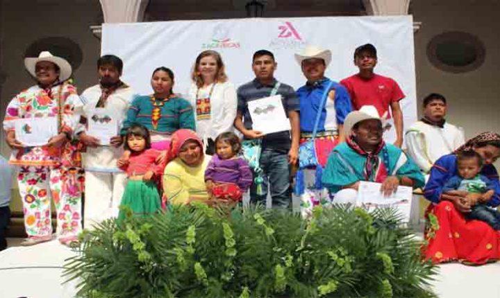 GOBIERNO DE ZACATECAS RECONOCE LA PRESENCIA CULTURAL DEL PUEBLO WIXÁRRIKA CON CERTAMEN ARTESANAL