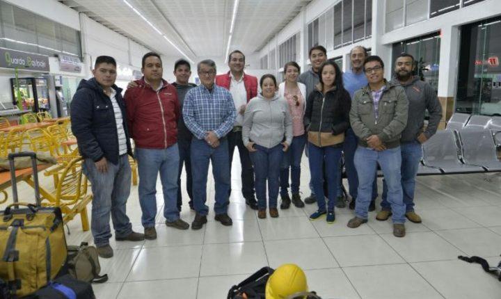 ZACATECAS ENVÍA ESPECIALISTAS EN ESTRUCTURAS PARA DAR APOYO EN VERIFICACIÓN DE EDIFICIOS DAÑADOS POR SISMO