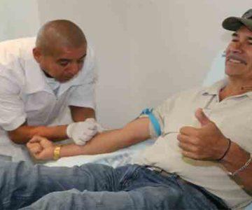 SEDIF INICIA CAMPAÑA DE DONACIÓN DE SANGRE EN LAS DEPENDENCIAS DEL GOBIERNO ESTATAL