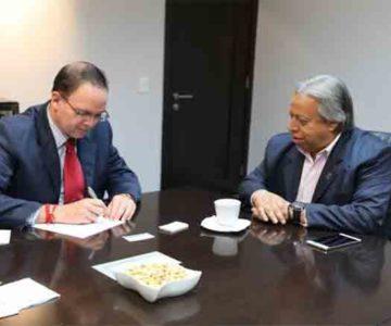 GOBIERNOS DE ZACATECAS Y AGUASCALIENTES IMPULSARÁN EL DESARROLLO REGIONAL